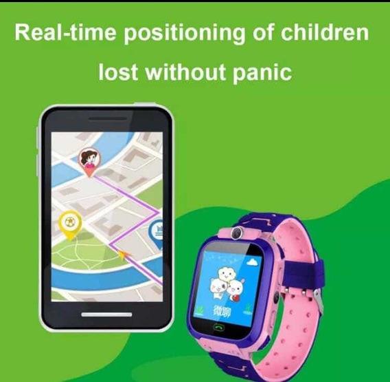 Reloj Inteligente De Niños