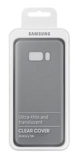 Funda Samsung Clear Cover Ef-qg955 Galaxy S8+ Plus Original