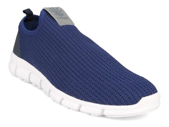 Zapatillas Panchas Hombre Kioshi Sin Cordones Elasticas Moda