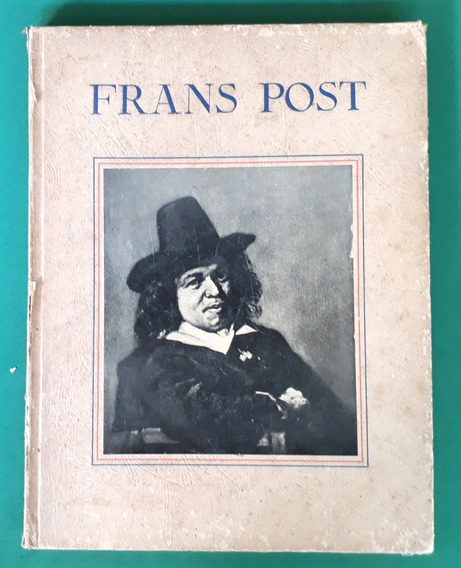 Frans Post Desenhos Pinturas E Gravuras Frete Grátis- L.2150