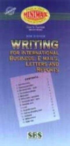 Minimax - Writing For International Business