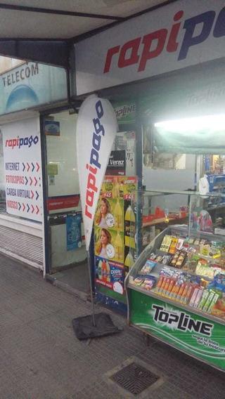 Venta Fondo De Comercio Rapipago-kiosco-telecentro-cyber