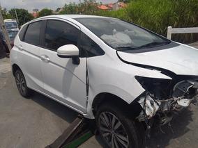 Sucata Honda Fit Ex 1.5 16v 2015 Para Retirada De Peças