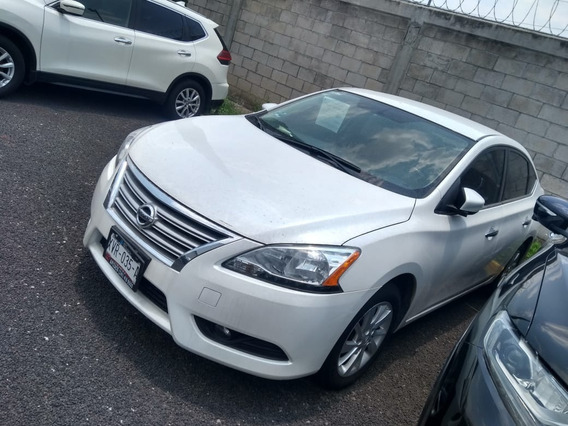 Nissan Sentra Advance 1.8 Cvt 2015