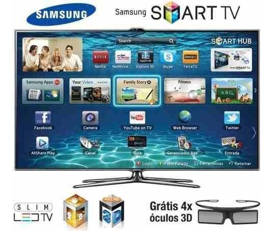 Samsung Smart Tv 60 Pulgadas Serie 7500