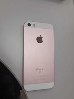 iPhone Se, 32gb, Rose Gold. Usado