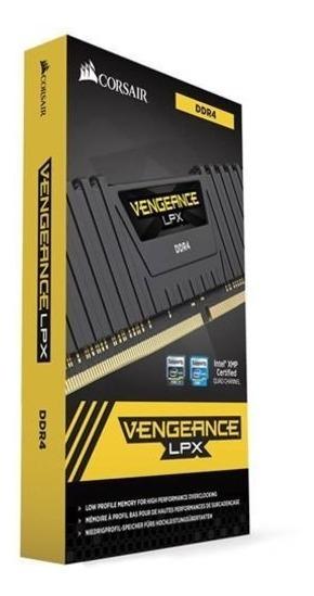 Memoria Ram Corsair Vengeance Lpx 16gb (2x8) Ddr4 3200mhz