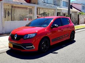 Renault Sandero Rs 2.0.l Mt Rojo Vivo
