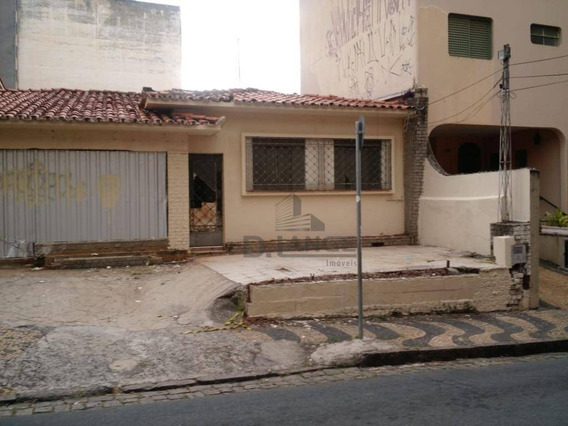 Terreno À Venda, 262 M² Por R$ 1.600.000,00 - Cambuí - Campinas/sp - Te4550