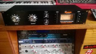 Compresor-limitador Brickwall Warm Audio Fet Classic Ua 1176