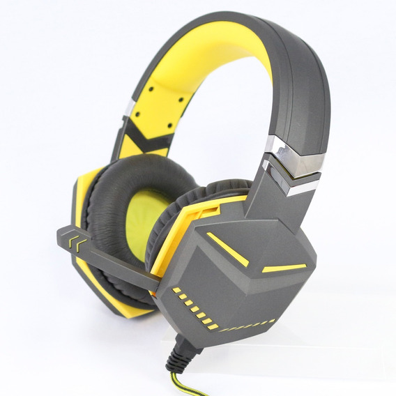 Headset Fone De Ouvido Com Microfone Ps4 Pc Xbox One P2 F16