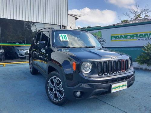 Jeep Renegade 2.0 Longitude Automático Diesel 2018