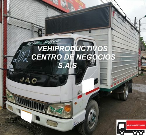 Camion Jac 1045 Furgon Seco 2012
