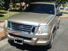 Ford Explorer Xlt 4x2 Año 2009