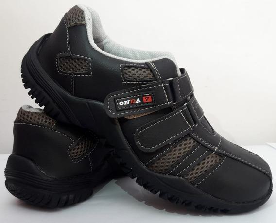 Sapatênis Tênis Masculino Casual Super Conforto Nylon 2200