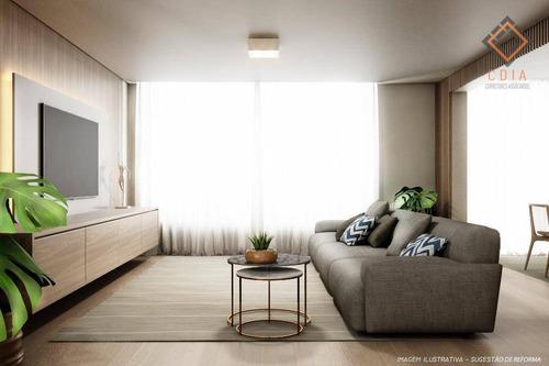 Imagem 1 de 7 de Apartamento Com 3 Dormitórios À Venda, 202 M² Por R$ 2.390.000,00 - Higienópolis - São Paulo/sp - Ap45340