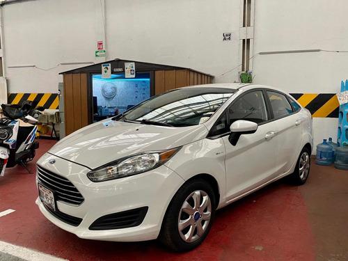 Imagen 1 de 11 de Ford Fiesta 1.6 S Std 5vel Ac 2014