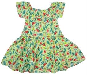 Kit Lote 10 Vestido Infantil Feminino Roupa Menina Atacado