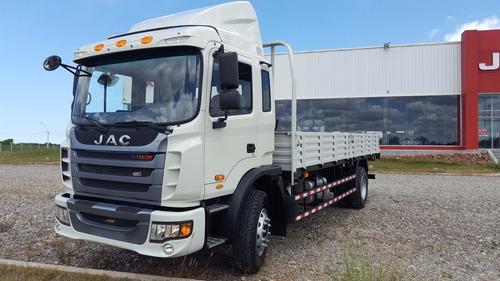 Jac 250hp 4x2 Motor Cummins /entrega Ya/u$s 45.900: Cif-0km