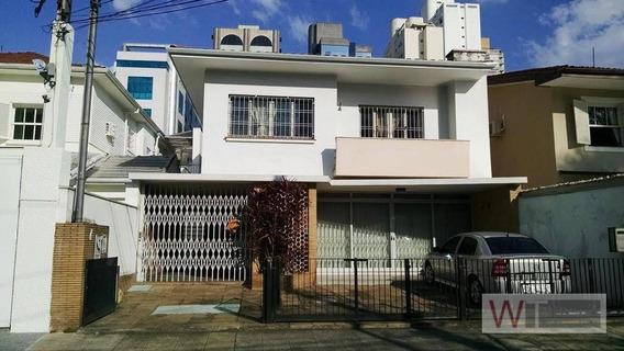 Oportunidade - Casa Para Alugar, 271 M² Por R$ 9.000/mês - Itaim Bibi - São Paulo/sp - Ca0122