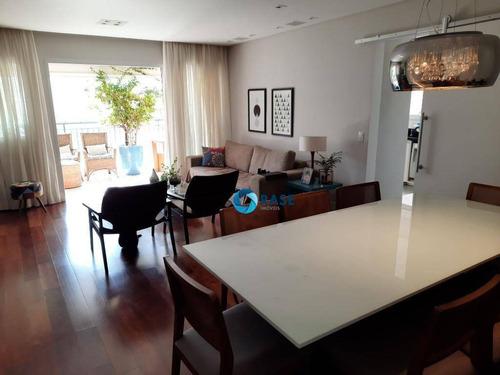 Apartamento Com 3 Dormitórios À Venda, 133 M² Por R$ 860.000,00 - Vila Andrade (zona Sul) - São Paulo/sp - Ap11854