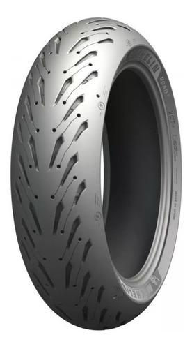Imagem 1 de 3 de Pneu Traseiro Michelin 180/55-17 Pilot Road 5 Cbr 600 - R6