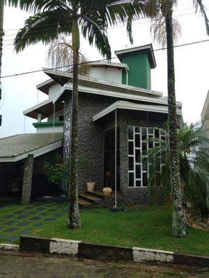 Sobrado Com 4 Dormitórios À Venda, 500 M² Por R$ 850.000 - Vila Zezé - Jacareí/sp - So0281