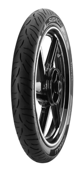 Pneu Dream Crypton Biz Pop 275-17 47p Tt Super City Pirelli