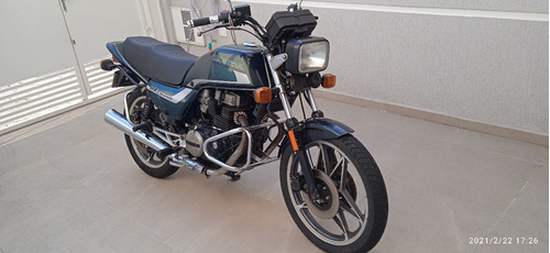 Imagem 1 de 11 de Honda Cb 450 Dx 1993 Original