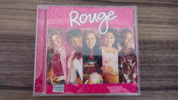 Cd- Ronge Ragatanga-2002 Estojo Com Gliter