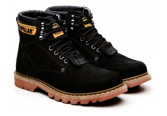 Bota Caterpillar Original Second Shift + Palmilha Gel