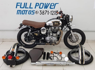 Royal Enfield Classic 500 Chrome 2017/17 Abs