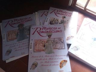Coleccion Muñecas Del Romanticismo