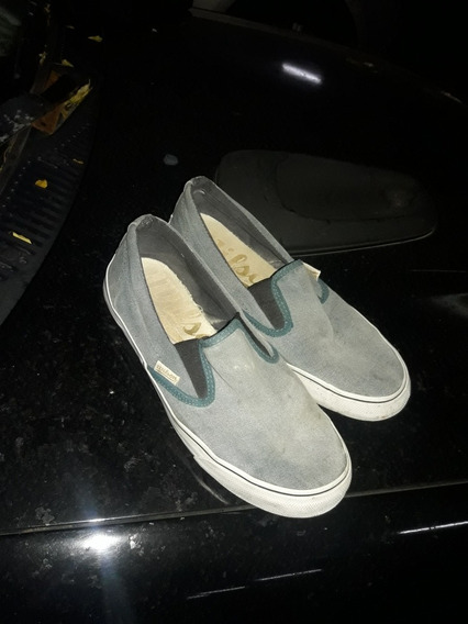 Zapatillas Lona Marca Wilson Talle 42