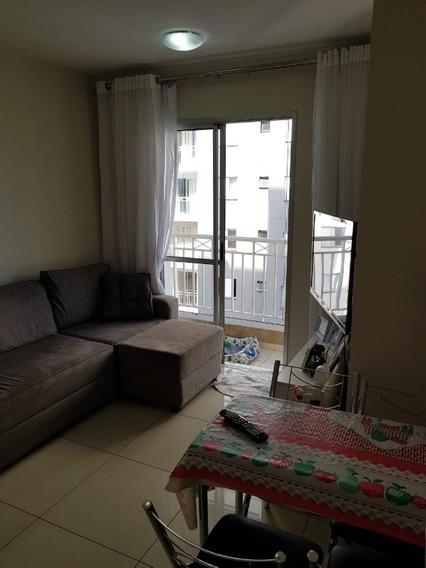 Apartamento A Venda, 2 Dormitorios, 1 Vaga, Pronto Para Morar, Mobiliado - Ap02547 - 4573972