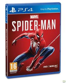 Jogo Spiderman Exclusivo Para Playstation 4
