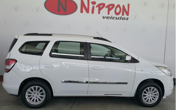 Chevrolet Spin 1.8 Lt 8v Flex 4p Manual