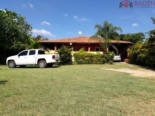 Imagem 1 de 23 de Chacara Residencial Em Campinas - Sp, Chácaras Marisa - Ch00127