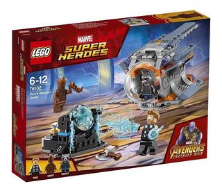 Lego 76102 Avengers Thor 223 Piezas Nuevo Sellado