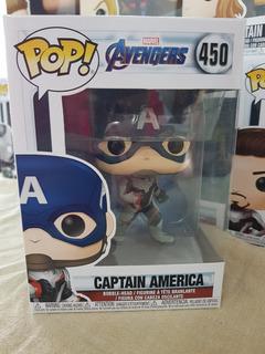 Funko Pop Capitan America 450 Avengers Endgame