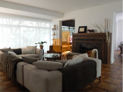 Apartamento Para Venda No Bairro Higienópolis Em São Paulo - Cod: Ja9332 - Ja9332