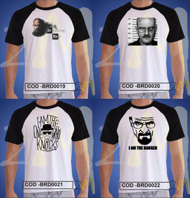 Camiseta Breaking Bad Seriado Baby Look Camisa Serie