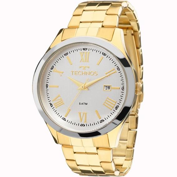 Relógio Technos Unisex 2115mgm/4k