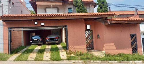 Sobrado 4 Suítes 3 Salas,piscina,400 M² 4 Vagas City Bussocaba Osasco - Ca00101 - 69263559