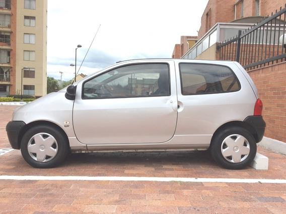Renault Twingo Gris 2011