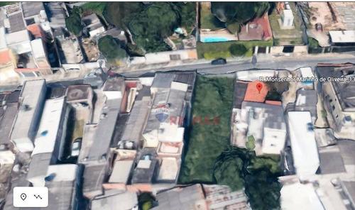 Terreno À Venda, 300 M² Por R$ 330.000,00 - Limoeiro - São Paulo/sp - Te0155