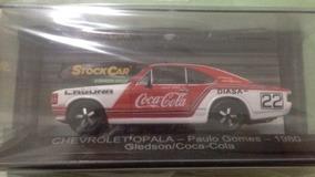 Miniatura Opala Stock Car Coca Paulo Gomes 1980 1/43