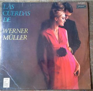 Disco De Vinilo Las Cuerdas De Werner Muller 1963