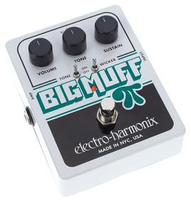Pedal Ehx Big Muff Pi W/tone Wicker - Made In Usa