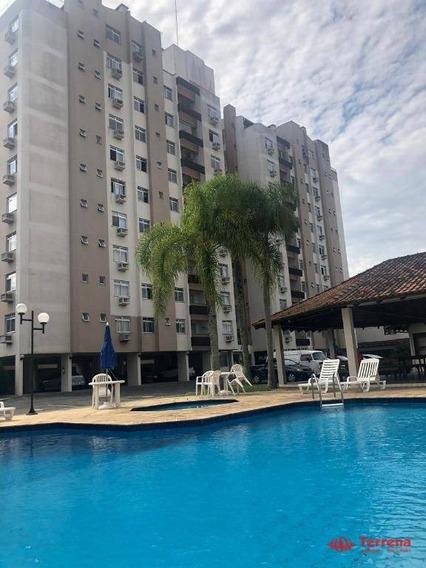 Apartamento Com 3 Dormitórios À Venda, 103 M² Por R$ 290.000,00 - Garcia - Blumenau/sc - Ap0284
